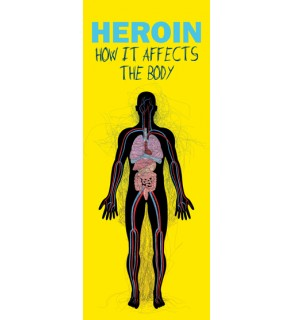 Heroin: How It Affects the Body Pamphlet