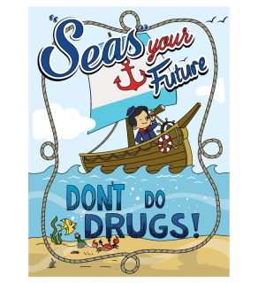 Seas Your Future Activity Sheet Cover