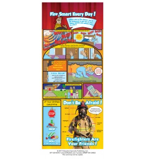 Fire Smart Every Day! Presentation Card