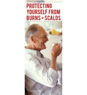 """Protecting Yourself From Burns + Scalds"" Pamphlet"