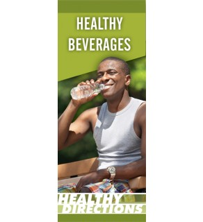 Healthy Beverages Pamphlet