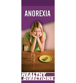 Healthy Directions: Anorexia Pamphlet
