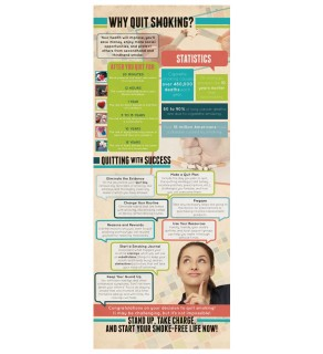 Why Quit Smoking? Rack Card