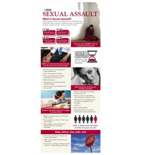 InFocus: Sexual Assault Presentation Display