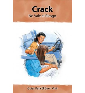 """""""Insight: Crack-Not Worth the Risk"""" Booklet     SPANISH Version"""