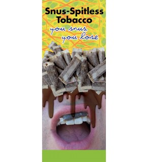 """In the Know - """"Snus, Spitless Tobacco: You Snus, You Loose"""""""