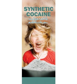 """In The Know: Synthetic Cocaine, Unbearable Addiction"" Pamphlet"