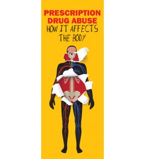 Prescription Drug Abuse - How it Affects the Body Cover