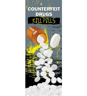 In the Know: Counterfeit Pills - Kill Pills Cover