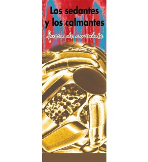 "In the Know -""Tranquilizers and Painkillers: Down and Out"" Spanish Pamphlet"