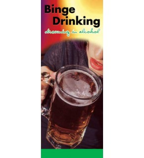 "In the Know -""Binge Drinking: Drowning in Alcohol"" Pamphlet"