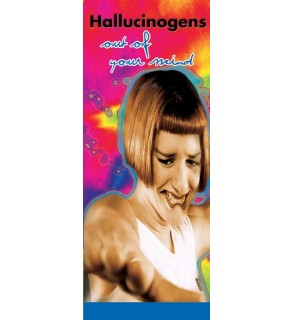 """In the Know -""""Hallucinogens: Out of Your Mind"""" Pamphlet"""