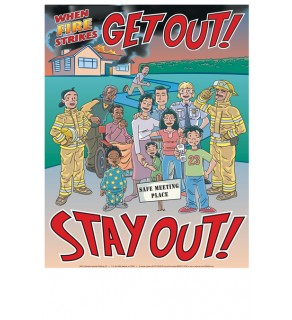 """""""Get Out! Stay Out!"""" Poster"""