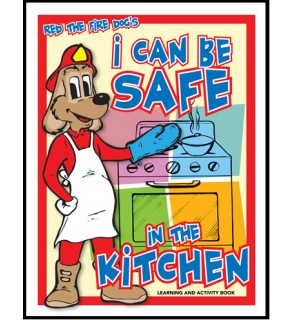 I Can Be Safe in the Kitchen Activity Book