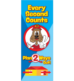 """Every Second Counts"" Pamphlet"
