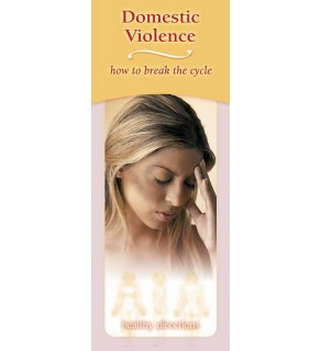 Domestic Violence: How to Break the Cycle Pamphlet