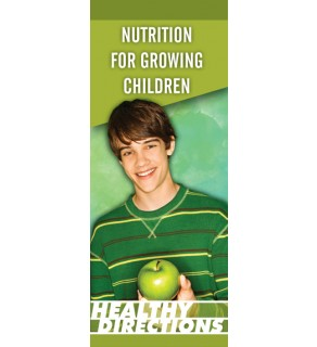 Healthy Directions: Nutrition for Growing Children Pamphlet