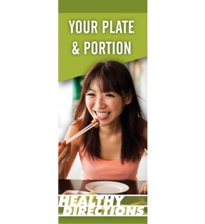 Your Plate and Portion Pamphlet