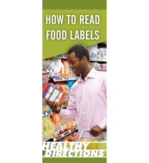 How to Read Food Labels Pamphlet