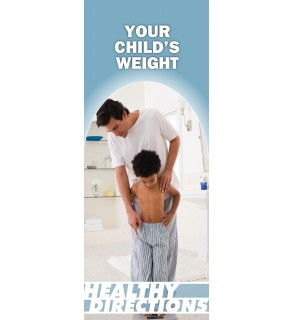 Your Child's Weight Pamphlet
