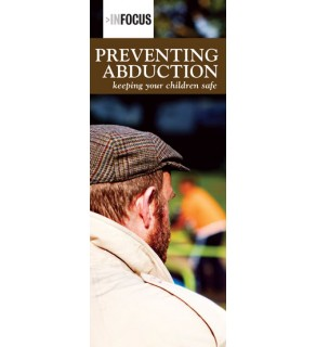 """InFocus: Preventing Abduction"" Pamphlet"