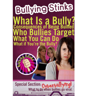"""Bullying Stinks"" Mini-Mag"