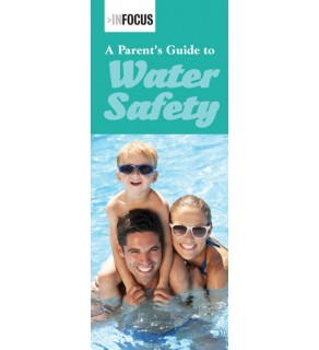A Parent's Guide to Water Safety Pamphlet