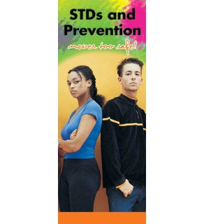 In The Know: STDs and Prevention-Never Too Safe Pamphlet