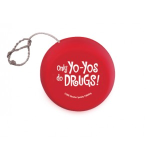 """Only Yo-Yos Do Drugs!"" Yo-Yo"