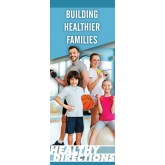Healthy Directions: Building Stronger Families- Eat Right, Be Active! Pamphlet
