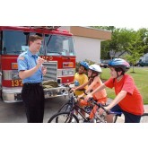 """You Can Team Up for Fire Safety"" (for children) DVD"