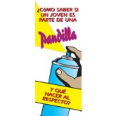 How To Tell If A Kid Is In A Gang And What To Do About It Pamphlet     SPANISH Version