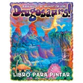 Drugosaurs! Coloring Book (Spanish Version)