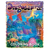 Drugosaurs! A Drug Education Coloring Book