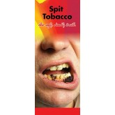 "In the Know - ""Spit Tobacco: The Ugly, Deadly Truth""  Pamphlet"