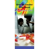 "In the Know -""Over the Counter Drug Abuse: More Dangerous Than You Think"" Pamphlet"