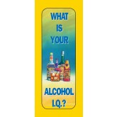 """What Is Your Alcohol I.Q.?"" Pamphlet"