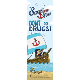 Too Cool For Drugs Bookmark