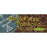 """Smokeless Tobacco... Your Habit or Your Life."" Pamphlet"