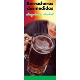 "In the Know -""Binge Drinking: Drowning in Alcohol"" Spanish Pamphlet"