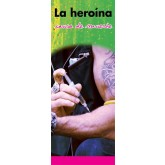 "In the Know -""Cause of Death: Heroin"" Spanish Pamphlet"