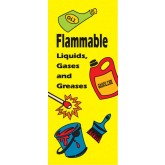 Flammable Liquids, Gases and Greases Pamphlet