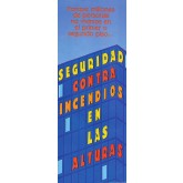 High Rise Fire Safety Pamphlet in Spanish