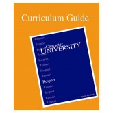 Character University: Respect Curriculum Guide