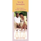 Sex & Sexuality: How to Have a Healthy Relationship Pamphlet