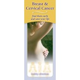Breast & Cervical Cancer: Find Them Early and Save Your Life Pamphlet