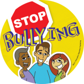 """Stop Bullying"" Stickers"
