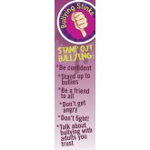 """Bullying Stinks"" Bookmark"
