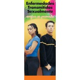 In The Know: STDs and Prevention-Never Too Safe Pamphlet SPANISH Version