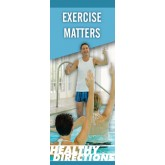Healthy Directions: Exercise Matters Pamphlet